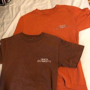 Duck dynasty shirt bundle
